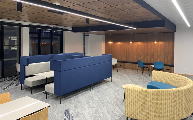 """New Standards for New """"Covid Normal"""" Office Fit-outs"""