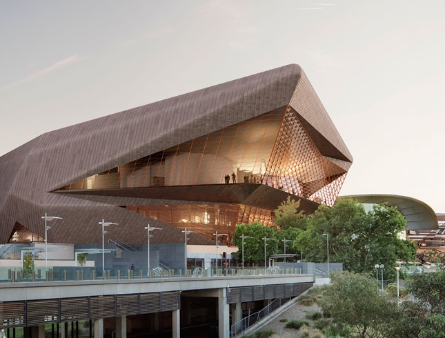 Adelaide Convention Centre Tames the Plenary Hall with Leopard