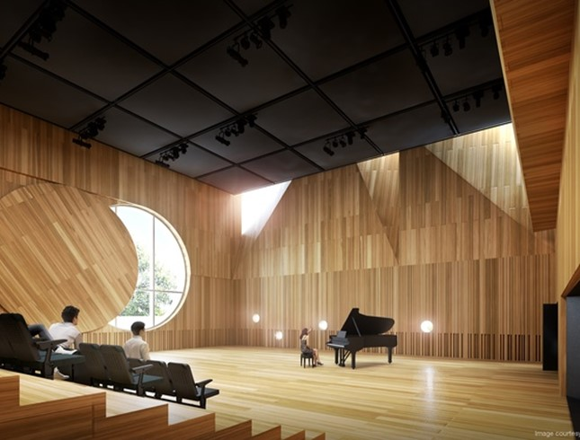 Melbourne Conservatorium of Music to Relocate to the Heart of Melbourne's Arts Precinct