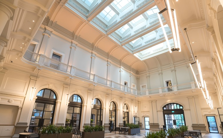 Perth's State Buildings Win at the Western Australian Heritage Awards