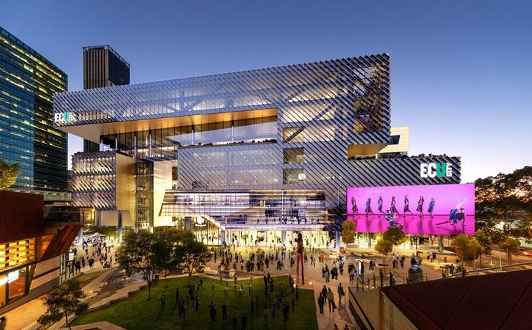 Edith Cowan University City Campus Design Concepts Unveiled