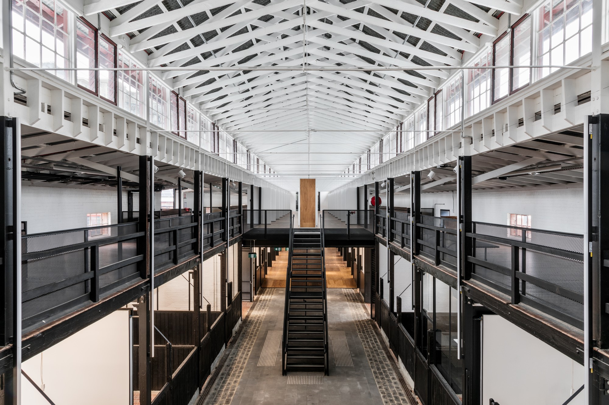 The Stables have been transformed for students of the Victorian College of The Arts