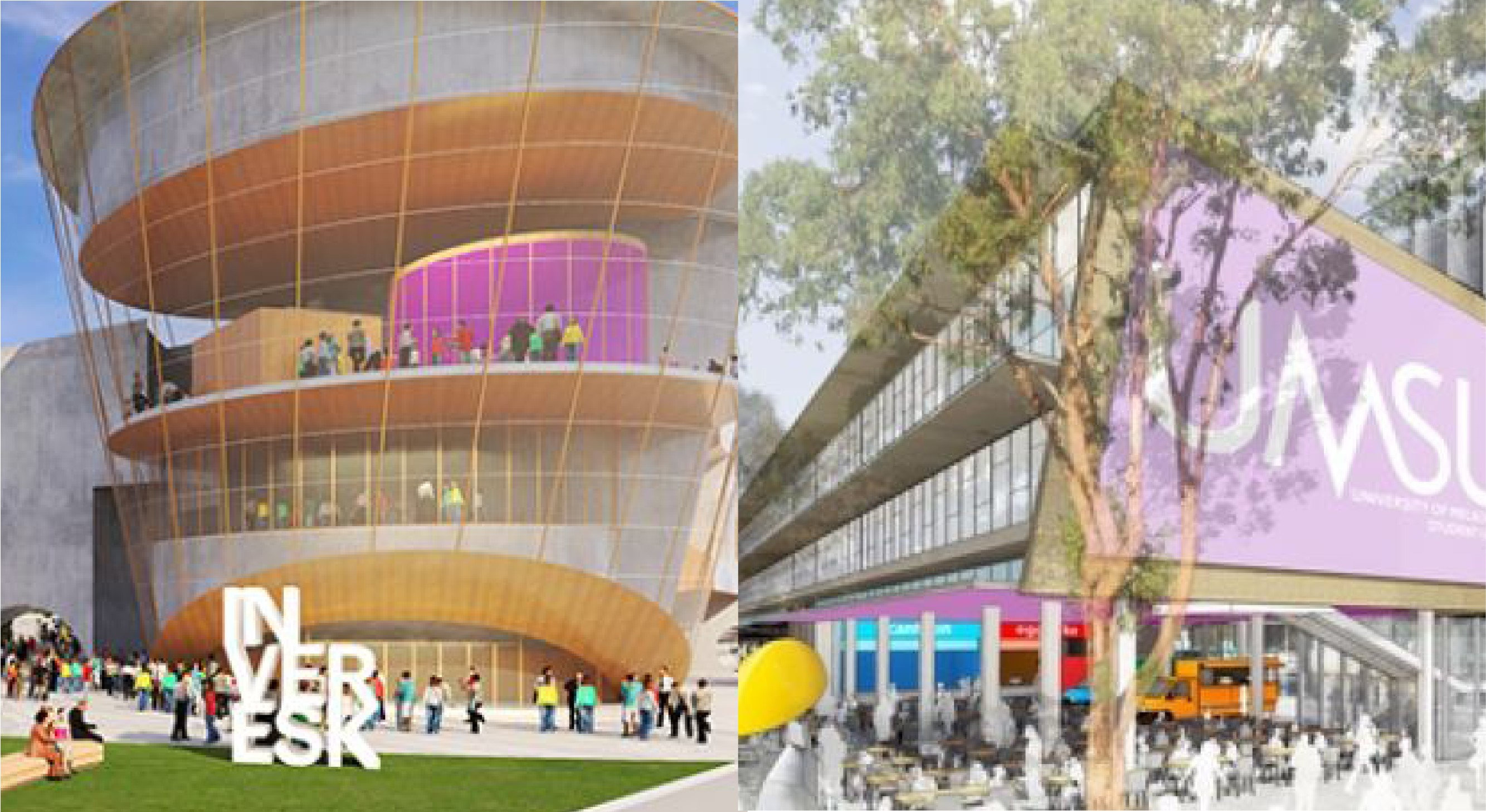 Two New Major Education Projects Underway in Melbourne and Launceston