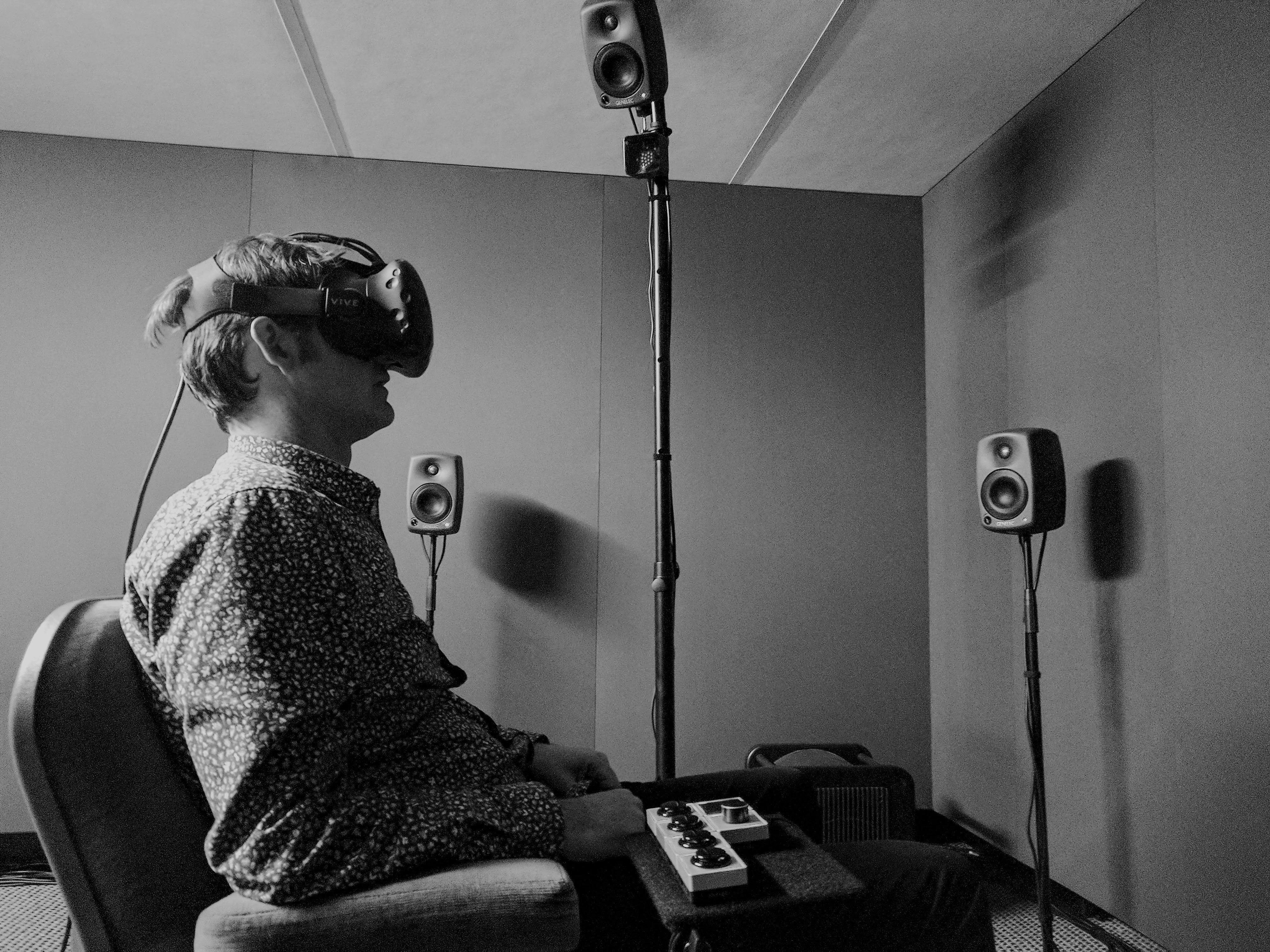 Auralisation is Go - The Listening Room Opens in Auckland