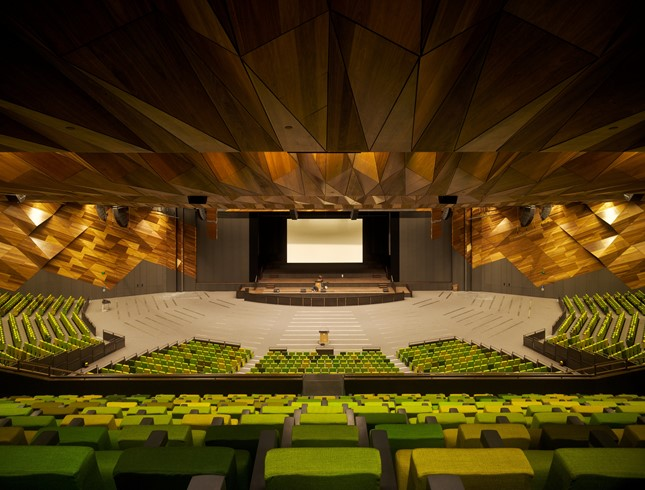 Convention Centre The Melbourne Room