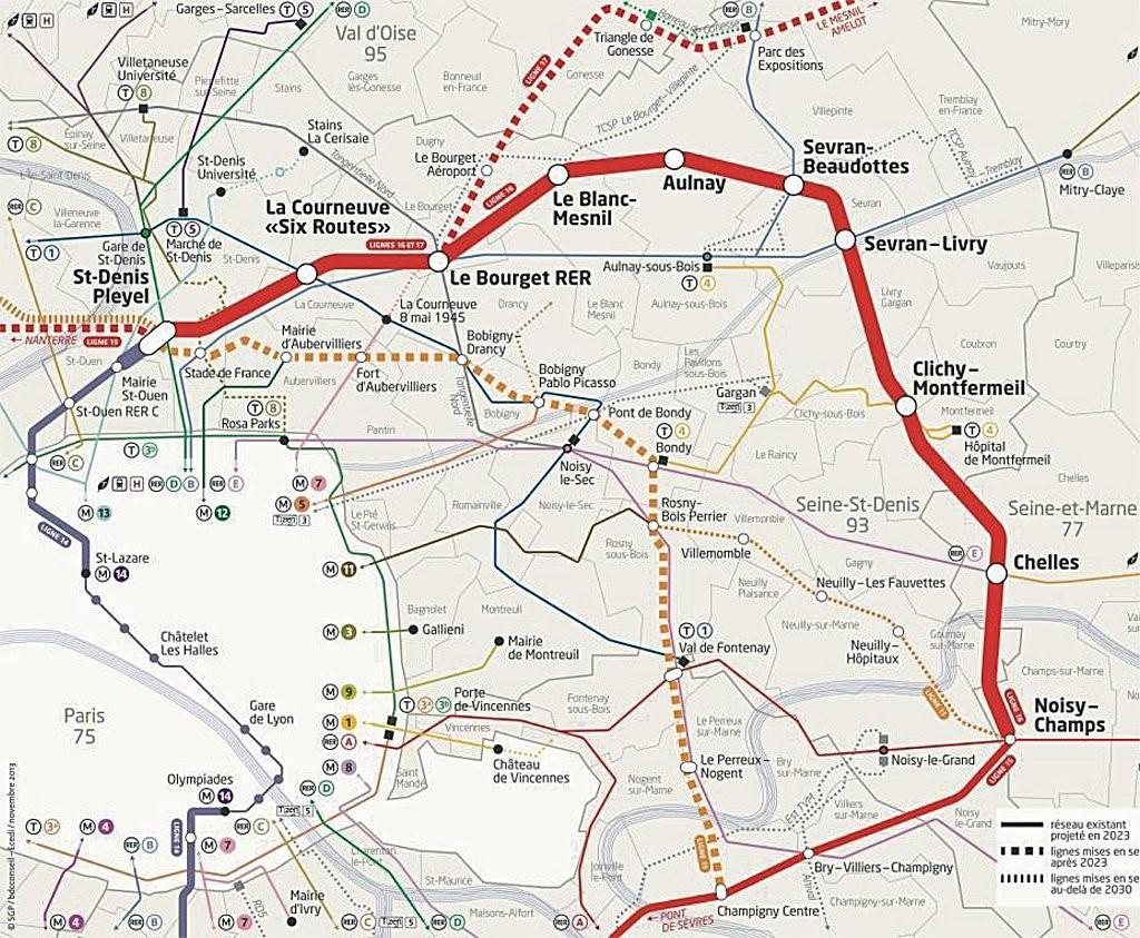 Grand Paris Express - Marshall Day de retour sur un projet majeur à Paris !