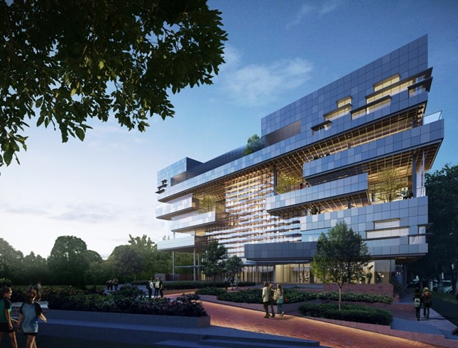 South Melbourne's 'Vertical' Primary School Wins Future Project of the Year