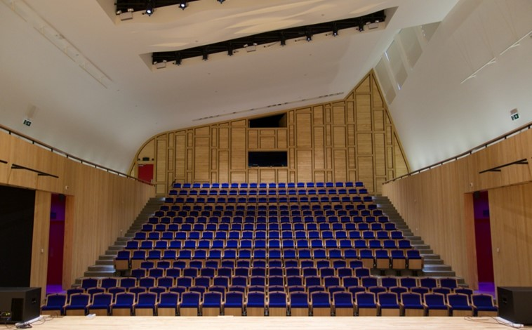 Blyth Performing Arts Centre wins the New Zealand Architecture Medal