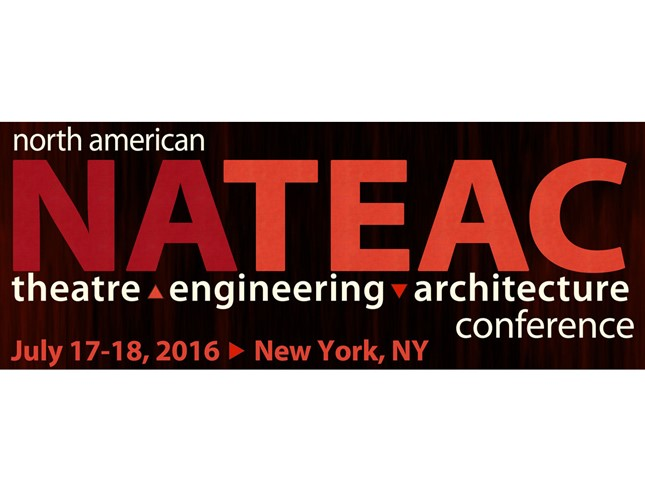 Marshall Day Entertech present at the North American Theatre and Engineering Conference (NATEAC)