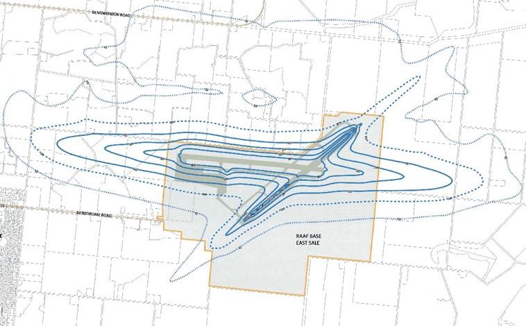 Aviation News: Endorsement of the 2035 Australian Noise Exposure Forecast for RAAF Base East Sale