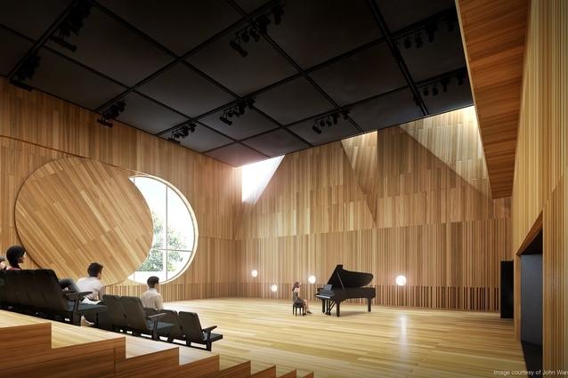Concours lauréat - Conservatoire de Musique de Melbourne
