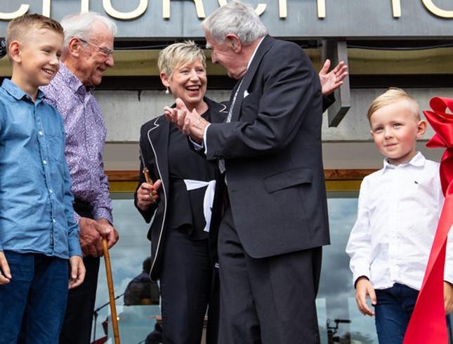 L'acoustique du Christchurch Town Hall prête à résonner de nouveau